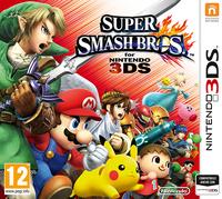 Super Smash Bros. per Nintendo 3DS - Boxart ITA