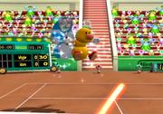 Flutter Return Screenshot - Mario Power Tennis