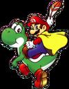 Mario Cappa, Yoshi, Piuma