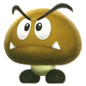 Mini Goomba - Super Mario Galaxy 2