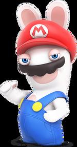 M+RKB Rabbid Mario