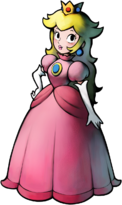 Superstar Saga Peach