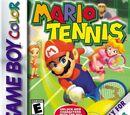 Mario Tennis (Gameboy Color)