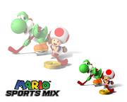 Mario Sports Mix Wallpaper 11 by remixrobots777