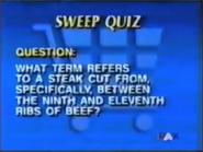 Sweep Quiz-007