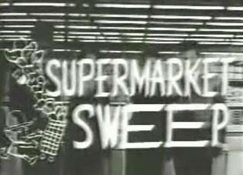 Supermarket sweepstakes rules