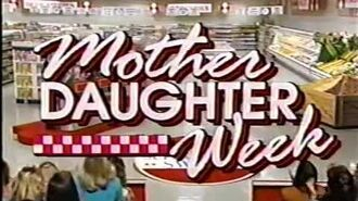 Supermarket Sweep - (Mother-Daughter) Megan & Cathy vs. Corinne & Chris vs. Cambria & Carol (1992)