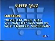 Sweep Quiz-003