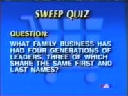 Sweep Quiz-009