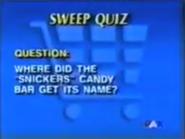 Sweep Quiz-005