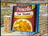 Shopping List-Yams