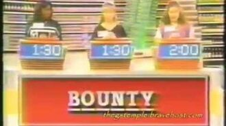 Supermarket Sweep - (Mother-Daughter) Kim & Shawna vs. Patty & Melissa vs. Penny & Jessica (1994)