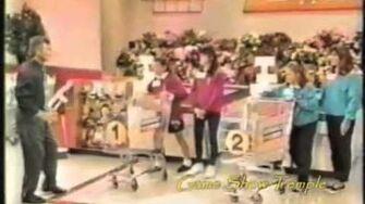 Supermarket Sweep - (Mother-Daughter) Joyce & Natalie vs. Sandy & Robyn vs