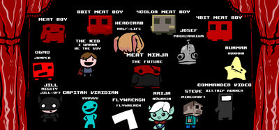 Character Roster PC