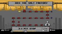 Saltfact menu