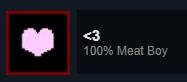 100% meat boy