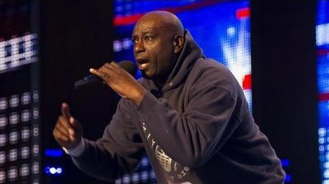 "Zipparah, Mr Zip, ""Where's me keys, where's me phone"" - Britain's Got Talent - UK version"