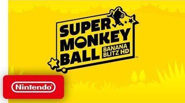 Super Monkey Ball Banana Blitz HD - Announcement Trailer - Nintendo Switch