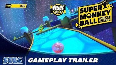 Super Monkey Ball- Banana Blitz HD - Gameplay Trailer