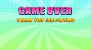 Blitz Game Over