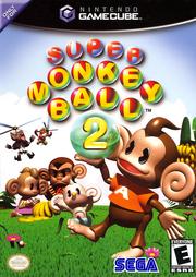 Super Monkey Ball 2 Coverart