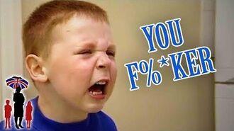 Swearing Violent Kids Have Broken Mom Supernanny