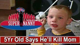 Preschooler Threatens To Kill Mom Over Popsicle Supernanny