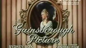 """""""Gainsborough Pictures"""" Logo History"""