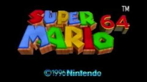 Super Mario 64 Music - Snow Mountain (Cool, Cool Mountain)
