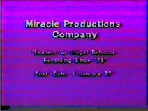 Miracleproductionscompany