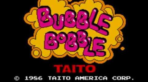 Bubble Bobble for Arcade - 10 - Bonus and Invincibility Themes