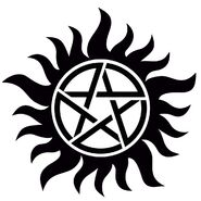 Anti-possession tattoo | Supernatural Wiki | FANDOM powered