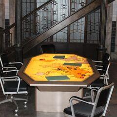 Стол-карта