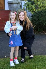 Lilah Fitzgerald and Sara Canning