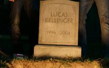 Lucas Kellinger's grave
