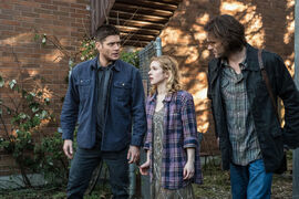 Sam,Dean,Sandy