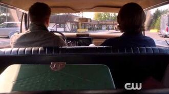 Supernatural - Inside- Baby - The CW