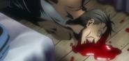 Edgar Baker's death (Anime)