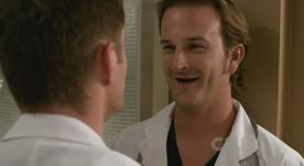 Gabriel as doctor sexy