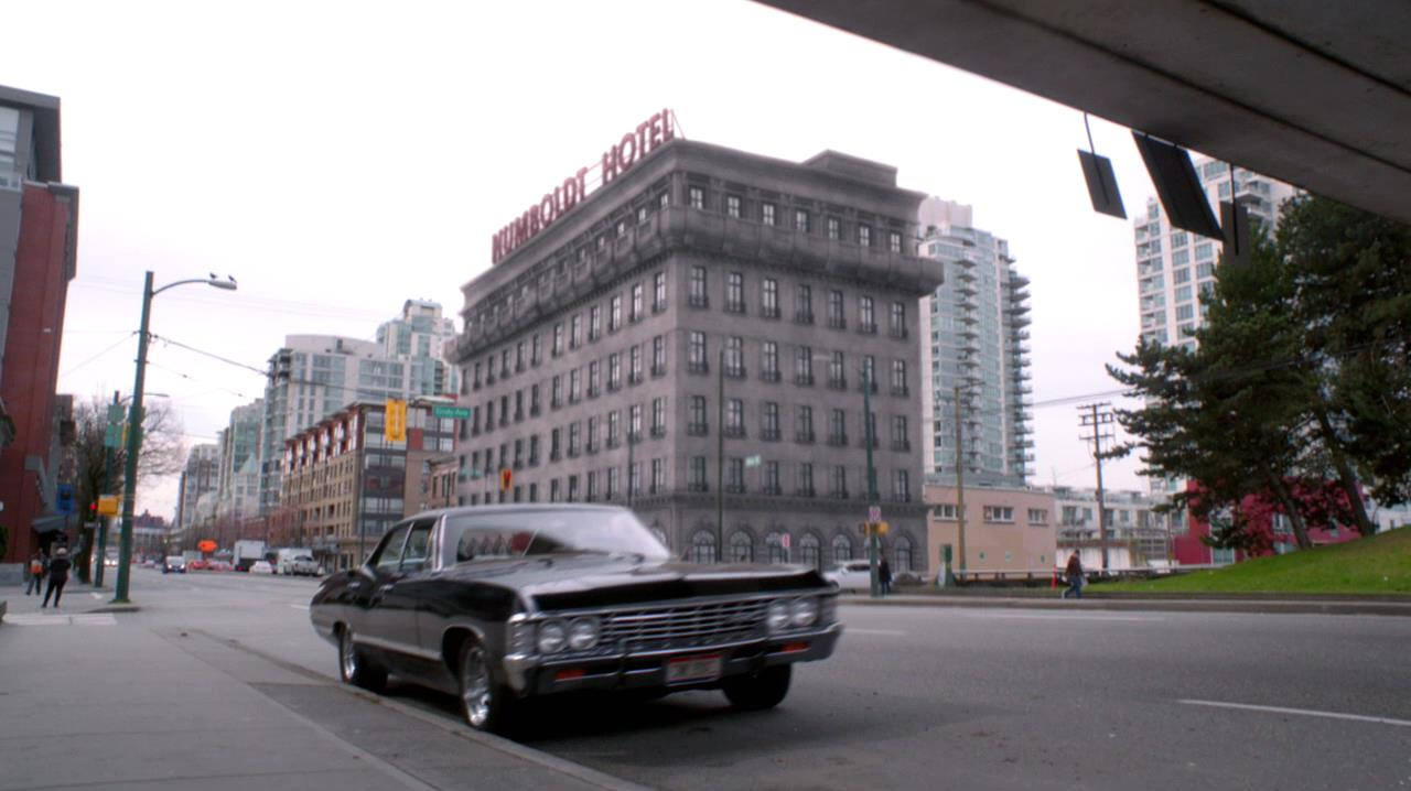 Humboldt Hotel | Supernatural Wiki | FANDOM powered by Wikia