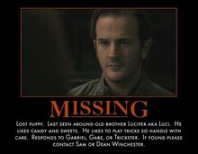 Missing gabe