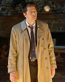 Castiel's original trench coat