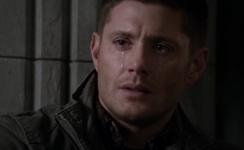 Dean cries talking to God