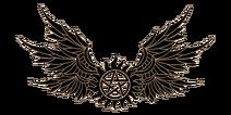 Archangel anti demonic possession charm tattoo by chipthechipmonk-d5ma7hn