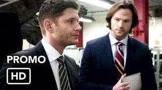 "Supernatural 12x13 Promo ""Family Feud"" (HD) Season 12 Episode 13 Promo"