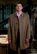 Castiel's second trench coat