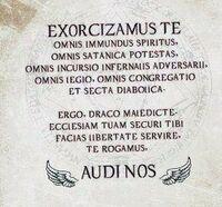 ExorcizamusTe