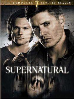 Supernatural S7 DVD