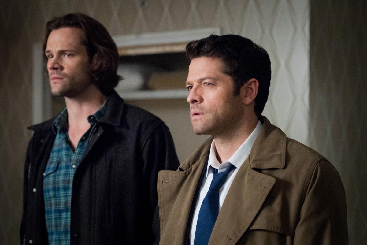 Sam and Castiel   Supernatural Wiki   FANDOM powered by Wikia