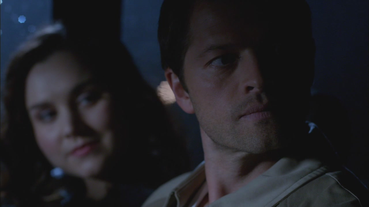 Castiel and Meg | Supernatural Wiki | FANDOM powered by Wikia